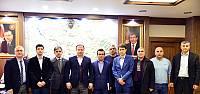 Erbaa Belediyesinde İşçi ve Memurlara Toplu Sözleşme