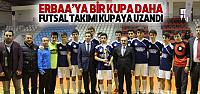 Erbaa Merkez Anadolu Lisesi Futsal Takımı İl Birincisi Oldu