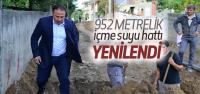 Erbaa'da Altyapı ve Parke Yol Çalışması