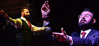 Erbaa'da Bedirhan Gökçe Konseri