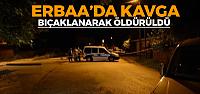 Erbaa'da Kalbinden Bıçaklanan Kişi Öldü