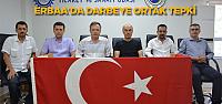 Erbaa'da Ticaret ve Sanayi Odasından Darbe Tepkisi