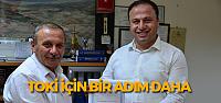 Erbaa'da TOKİ Arsaları'nın Devir İşlemi Tamamlandı