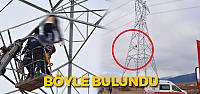 Erbaalı genç elektrik direğinde ölü bulundu