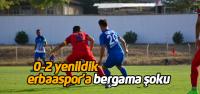 Erbaaspor-Bergama Belediyespor: 0-2
