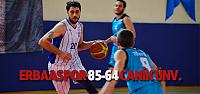 Erbaaspor Farklı Kazandı