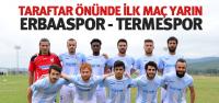 Erbaaspor Kendi Sahasında Termespor ile Hazırlık Maçına Çıkıyor
