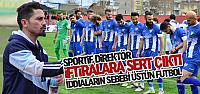 Erbaaspor Sportif Direktörü'nden Karalama Kampanyasına Tepki