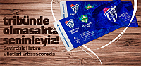 Erbaaspor'dan hatıra bileti