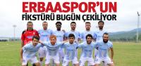 Erbaaspor'un Fikstürü Bugün Çekiliyor