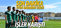 Erbaaspor'un play-off rakibi kim iyice kafalar karıştı