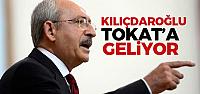 Kılıçdaroğlu Turhal Şeker için Tokat'a geliyor