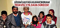 Lösemi hastası kızının tedavisi için ineklerini sattı