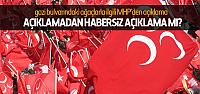 MHP İlçe Başkanından Gazi Bulvarı Açıklaması