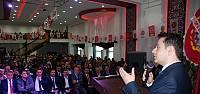 MHP'li Çalışkan, Kongreye Tek Liste ile Girdi