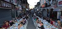 Niksar Belediyesi'nden 3 Bin Kişilik Sokak İftarı