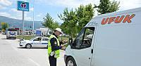 Niksar Polisinden Emniyet Kemeri Uygulaması