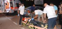 Niksar'da Kaza: 1 Yaralı