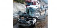 Reşadiye'de Kaza: 6 Yaralı