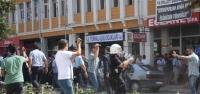 Şehit Cenazesi Sonrası Turhal'da Gerginlik Çıktı