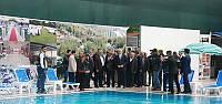 Tokat'ın İkinci Aquaparkı Törenle Açıldı