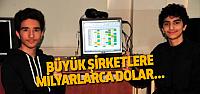 Tokatlı Liselilerin Yazdığı Program Türkiye Birincisi Seçildi