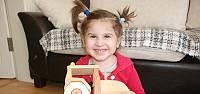 Tokatlı marangozun yüzde yüz organik oyuncağı Çin oyuncağına karşı