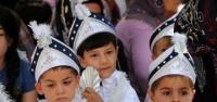 Tokat'ta 100 Çocuk Sünnet Ettirildi