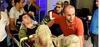 Tokat'ta Bir Asker Ağır Yaralandı