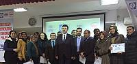 Tokat'ta Etkin Danışmanlık Eğitimi Sertifika Töreni Düzenlendi