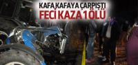 Tokat'ta Kaza: 1 Ölü, 1 Yaralı
