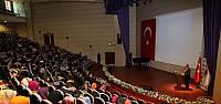 """Tokat'ta """"Kültür Tarihimizde Kerbela ve Muharrem"""" konferansı"""
