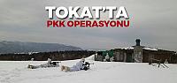 Tokat'ta PKK operasyonu