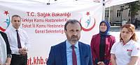 Tokat'ta son bir yılda 208 hastaya palyatif bakım hizmeti verildi