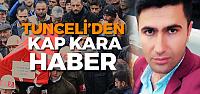 Tunceli'deki çatışmadan Tokat'a acı haber geldi