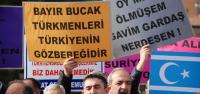 Türkmen Bölgesine Yapılan Saldırılara Tokat'tan Protesto