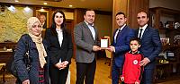 Uluslararası Türk Dünyası Bilim ve Kültür Şenliğinde Erbaa'yı temsil ettiler