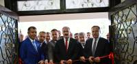 Vali Toraman Erbaa'daki Kuran Kurslarının açılışını gerçekleştirdi