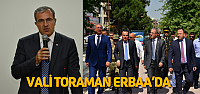 Vali Toraman: 'Tokat çok merkezli bir vilayet'