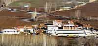 Zile'ye 19 milyon TL'lik atık su arıtma tesisi