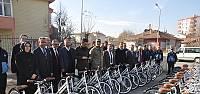 Zile'ye fiziksel aktivite için 150 bisiklet