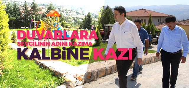"""Tokat Belediye Başkanı Eyüp Eroğlu: """"Sevdiğiniz insanların isimlerini kalplerinize kazıyın ve orada saklayın"""""""