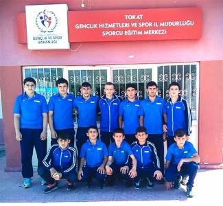Tokat Sporcu Eğitim Merkezinden büyük başarı