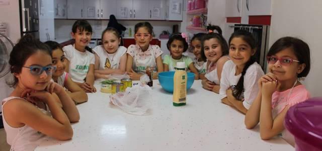 Tokat'ta 'Büyük maharetler küçük yaşlarda kazanılır' projesi