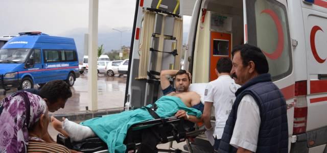 Tokat'ta silahlı kavga: 4 yaralı