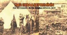 Yıllar sonra ortaya çıkan bilgi ve belgelerle 1942 Erbaa depremi
