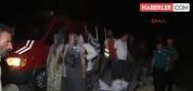 Kamyonet Uçuruma Yuvarlandı 2 Ölü, 4 Yaralı
