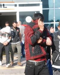 Erbaa'da bonzai operasyonu: 13 gözaltı