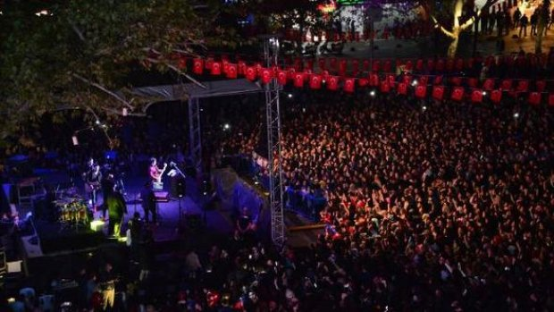 Erbaa'da yapılacak konserde hangi sanatçıyı görmek istersiniz?