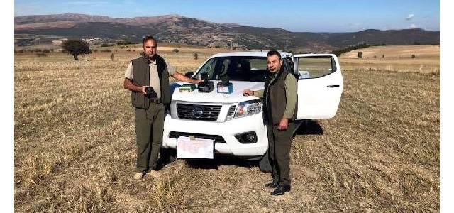 Tokat'ta Kaçak Bıldırcın Avcılarına 6 Bin TL Para Cezası
